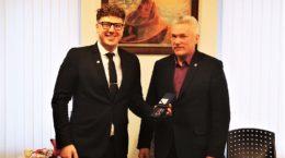 garbės medalis Kęstutis Grimalis LSIS